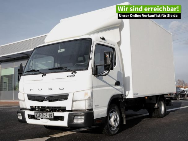 FUSO Canter 3C15 AMT Koffer Klimaauto AHK Tempomat