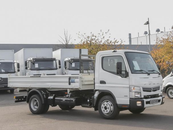 FUSO Canter 7C15 Kipper AHK Bluetooth Tempomat