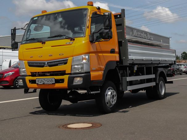 FUSO Fuso Canter 6C18 4WD