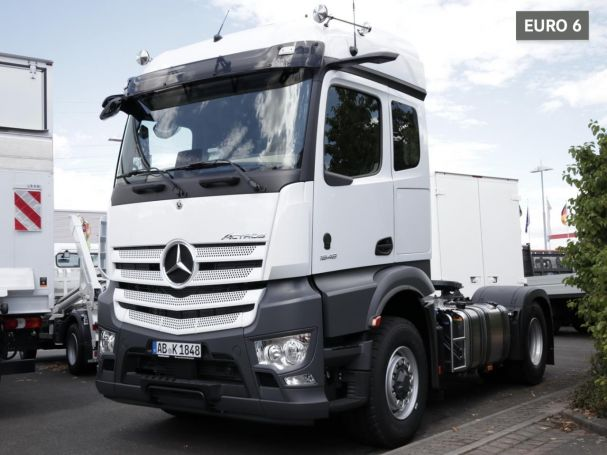 Mercedes-Benz Actros 1848 LS StreamSpace PowerShift3 Standheiz