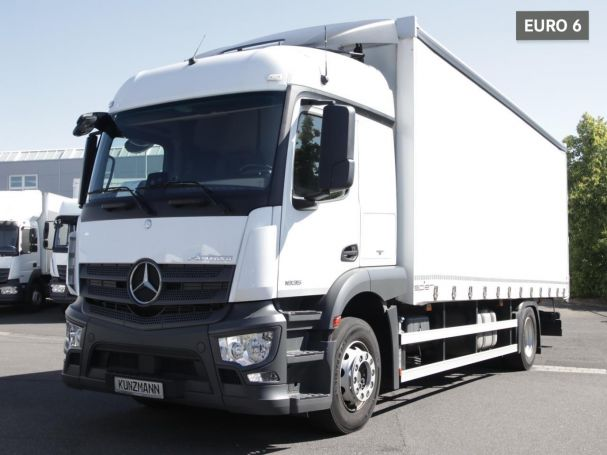 Mercedes-Benz Actros 1835 L Curtainsider StreamSpace Power.
