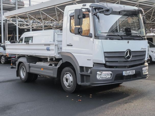 Mercedes-Benz Atego 821 K Dreiseitenkipper PowerShift 3 AHK