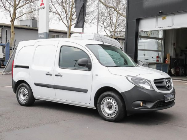 Mercedes-Benz Citan 108 CDI Worker Kasten Radio