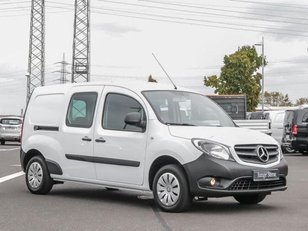 Mercedes-Benz Citan 111 CDI Mixto Klima PTS Radio