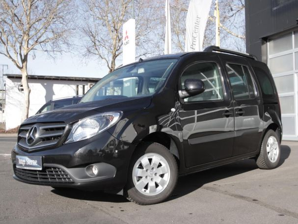 mercedes benz citan 111 cdi tourer edition navi kamera tempoma. Black Bedroom Furniture Sets. Home Design Ideas