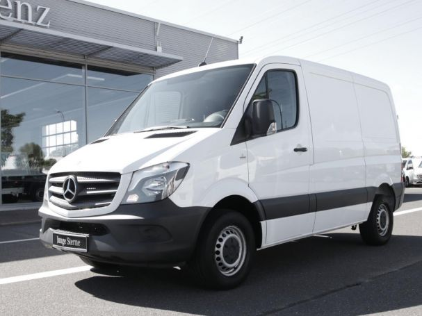 Mercedes-Benz Sprinter 210 CDI AHK