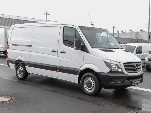 Mercedes-Benz Sprinter 213 CDI Kasten MR flach Klima Radio uvm