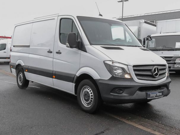 Mercedes-Benz Sprinter 213 CDI Kasten MR Klima PTS Radio