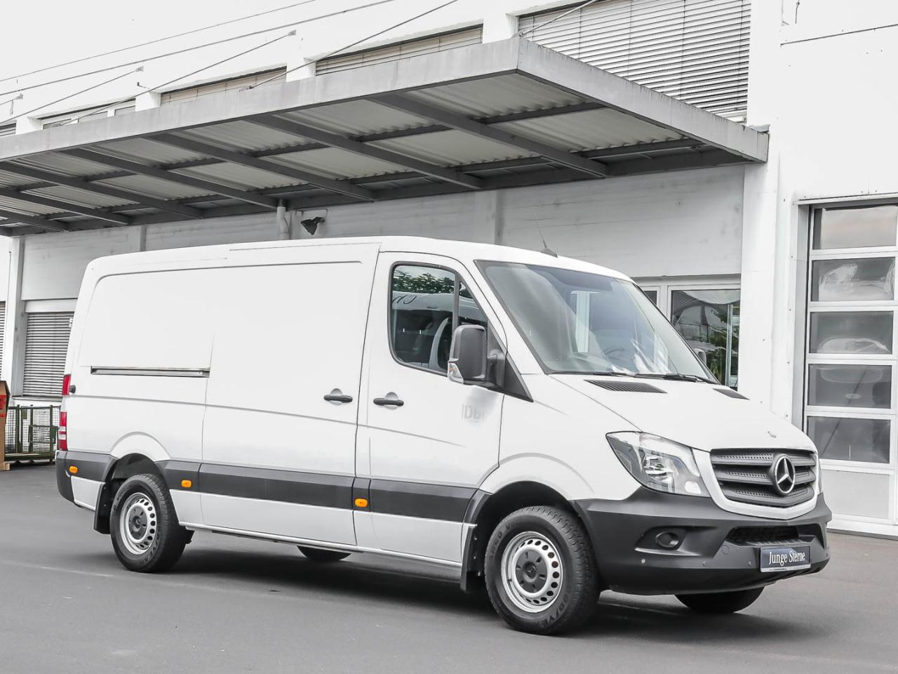 Mercedes-Benz Sprinter 313 CDI Kasten Klima Kamera AHK STHZ