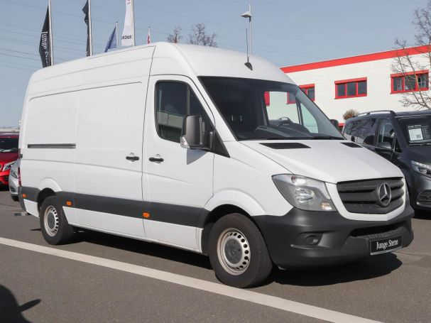 Mercedes-Benz Sprinter 316 CDI Kasten MR  HD Automatik Kamera