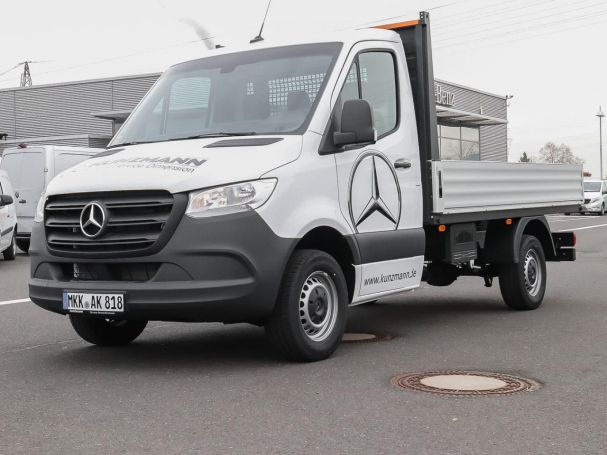 Mercedes-Benz Sprinter 317 CDI Pritsche MB Audio AHK 3,5t