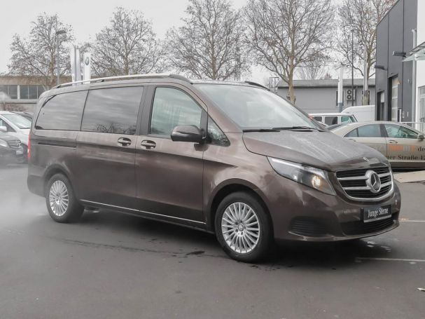 Mercedes-Benz V 220 d Edition lang Navi Distronic 6-Sitzer
