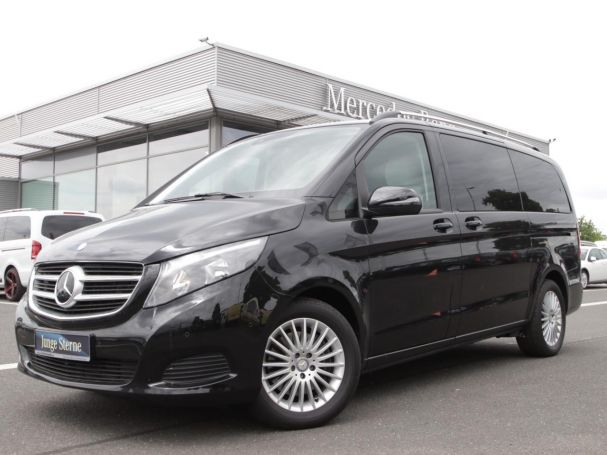 Mercedes-Benz V 220 d Edition lang Navi Distronic 2xKlima AHK