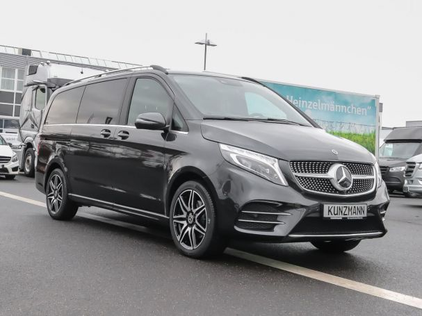 Mercedes-Benz V 300 d 4Matic Avantgarde Edition lang AHK Distr