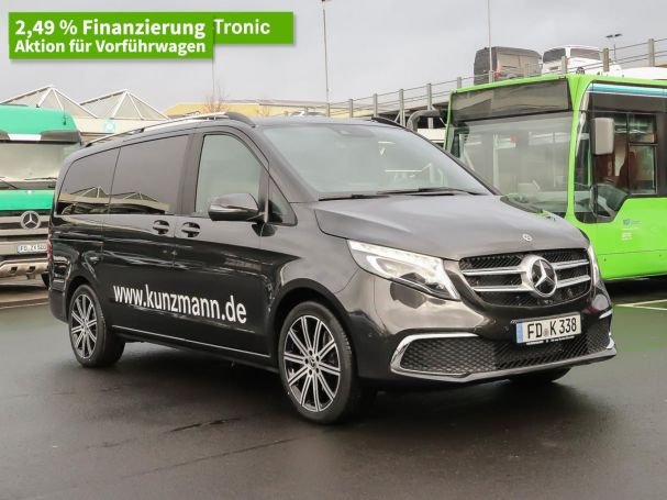 Mercedes-Benz V 300 d Avantgarde Edition lang Comand NAVI 7-Si