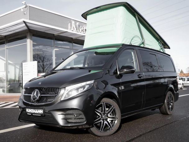 Mercedes-Benz Marco Polo 300 d 4M Edition AMG Night MBUX Navi