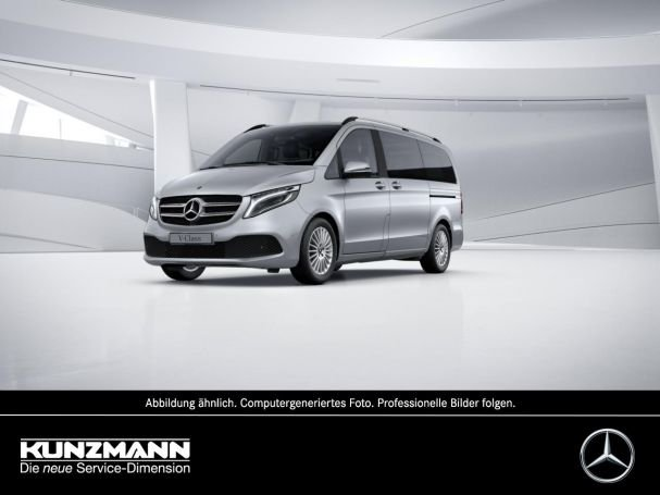 Mercedes-Benz V 220 d Edition lang MBUX Navi Distronic Kamera