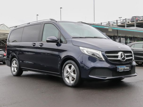 Mercedes-Benz V 220 d Edition lang Comand LED Kamera Totwinkel