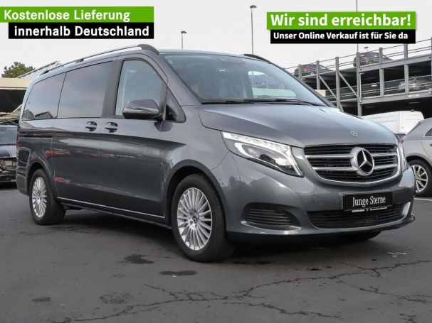 Mercedes-Benz V 220 d Edition lang SportP Navi LED Panorama-SD