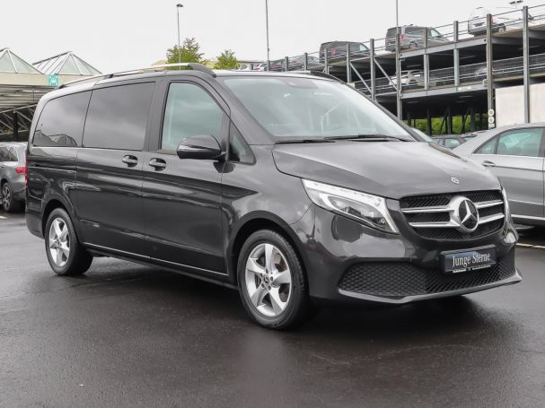 Mercedes-Benz V 220 d Lang Edition MBUX Navi LED SpurP. Kamera