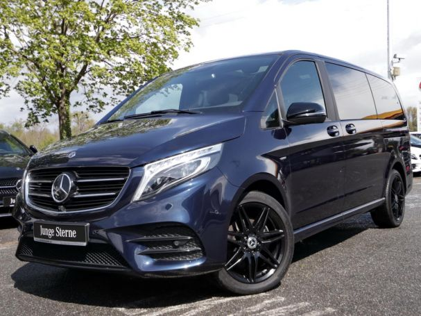 Mercedes-Benz V 250 d 4M AV L AMG Night Comand Distronic 360°