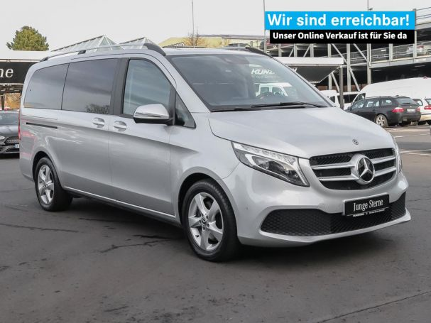 Mercedes-Benz V 250 d Edition lang Navi LED Kamera SHZ