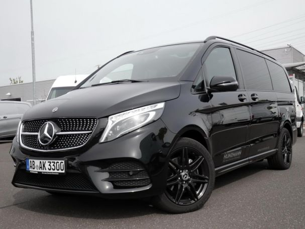 Mercedes-Benz V 300 d 4M Avantgarde Edition lang AMG Night AHK