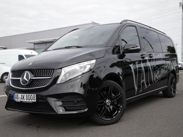 Mercedes-Benz V 300 d 4Matic Avantgarde Edition extralang AMG