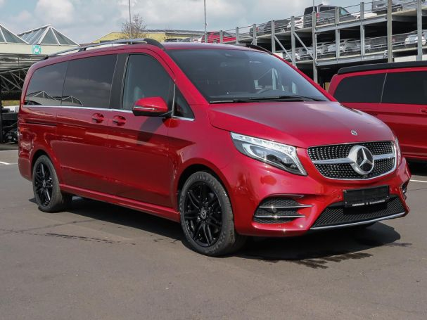 Mercedes-Benz V 300 d Avantgarde Edition AMG Navi LED Standhzg