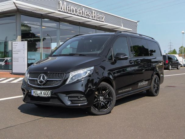 Mercedes-Benz V 300 d Avantgarde Edition lang 4Matic  AMG MBUX