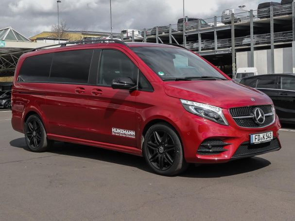 Mercedes-Benz V 300 d Avantgarde Edition lang AMG Night MBUX