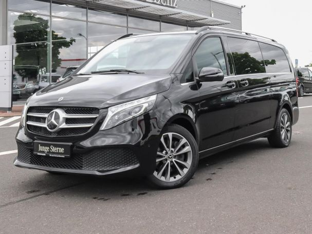 Mercedes-Benz V 300 d Avantgarde extralang Comand LED Kamera