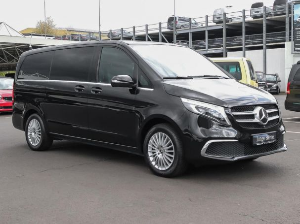 Mercedes-Benz V 300 d Avantgarde lang 4M Comand LED Distronic