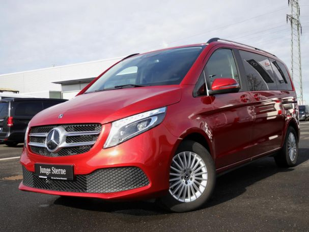 Mercedes-Benz V 300 d Edition kompakt Comand LED Distronic AHK