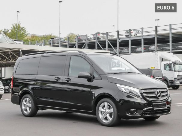 mercedes benz vito 119 cdi 4x4 mixto lang allrad comfort paket. Black Bedroom Furniture Sets. Home Design Ideas