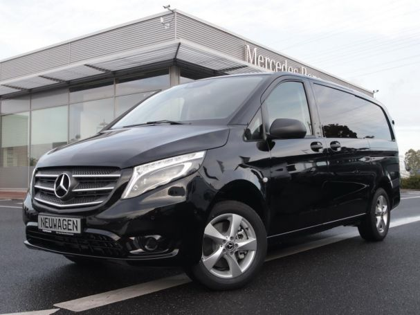 Mercedes-Benz Vito 119 CDI 4Matic Mixto lang Navi LED Kamera