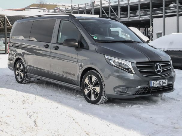 Mercedes-Benz Vito 124 CDI TourerPro Edition lang Navi LED AHK