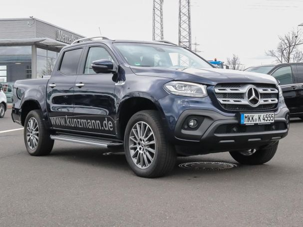 Mercedes-Benz X 350 d 4Matic Progressive Edition Comand LED