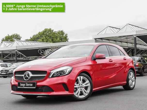 Mercedes-Benz A 180 Urban LED Navi Distronic Totwinkel NP37664