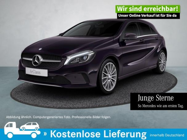 Mercedes-Benz A 180 Urban Navi LED ParkAssistent SHZ