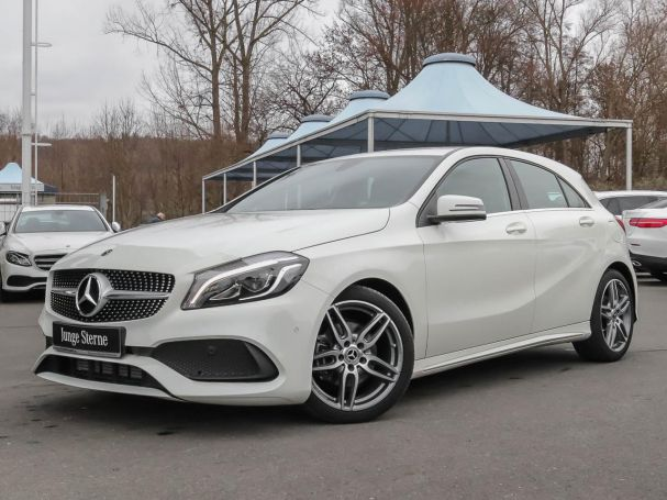 Mercedes-Benz A 200 AMG Navi LED PTS SHZ