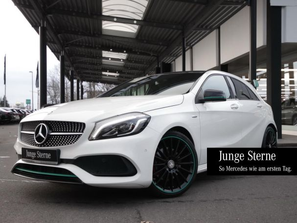 Mercedes-Benz A 250 Sport AMG Night Comand Motorsport Edition