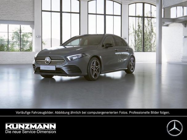 Mercedes-Benz A 180  AMG Night MBUX Navi Spurhalte Totwinkel