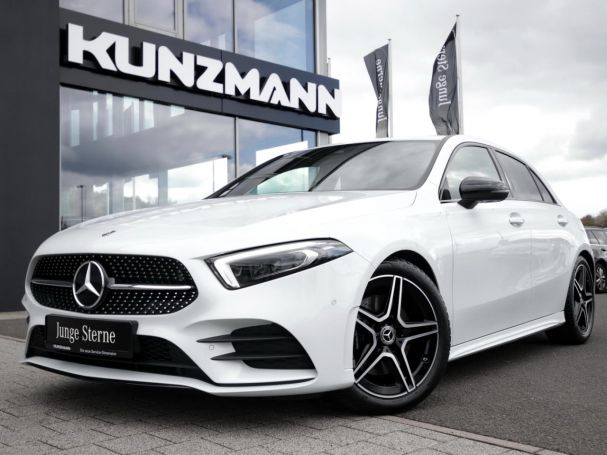 Mercedes-Benz A 220 d  AMG Night MBUX Navi Prem LED Spur-Paket