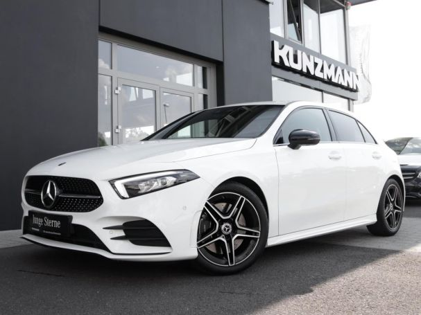 Mercedes-Benz A 250  AMG Night MBUX Premium-Navigation LED SHZ