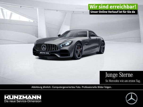 Mercedes-Benz AMG GT C Night Comand Distronic Sitzklima Memory