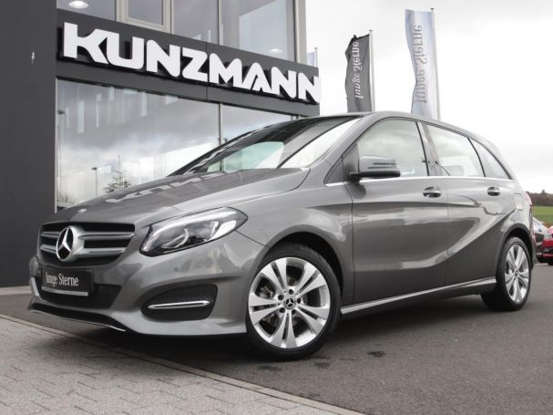 Mercedes-Benz B 180 d Urban LED Navi PTS SHZ