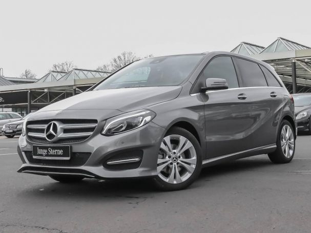 Mercedes-Benz B 200 d Urban Navi LED Kamera Pano Easy-Vario