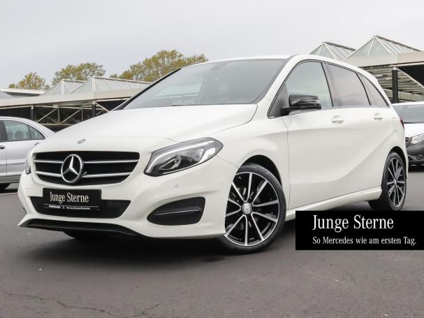 Mercedes-Benz B 200 Urban Night Navi LED ParkPilot SpiegelP