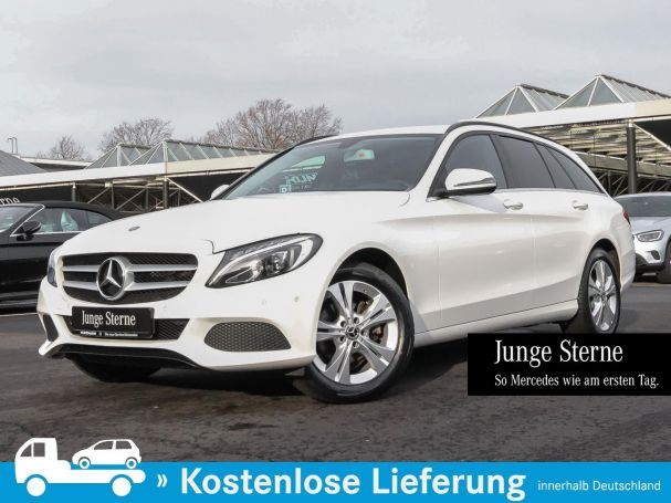 Mercedes-Benz C 180 d T Navigation LED SitzkomfortP BusinessP+